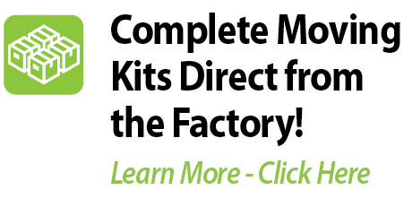 Complete Moving Kits Direct from the Factory!