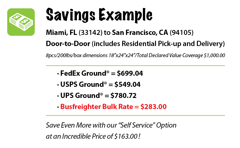 Greyhound Shipping Quote >> Greyhound Shipping Rates Example Prices Costs