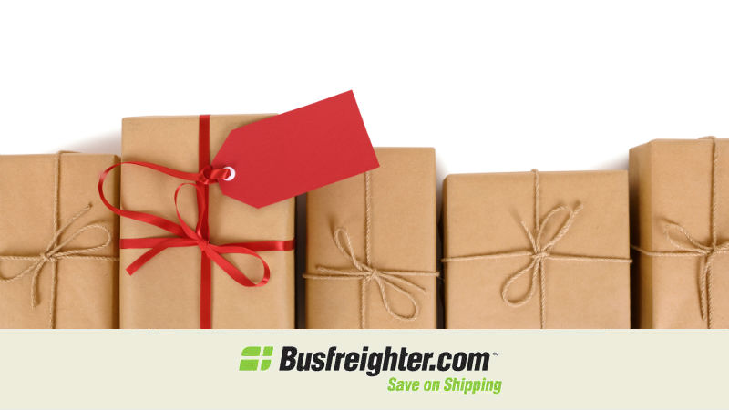 ship large holiday packages