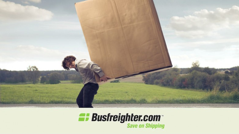 Shipping With Busfreighter.com Is A Great Way To Send Boxes And Irregularly  Shaped Packages Across The Country. Since We Utilize The Unused Cargo Space  On ...