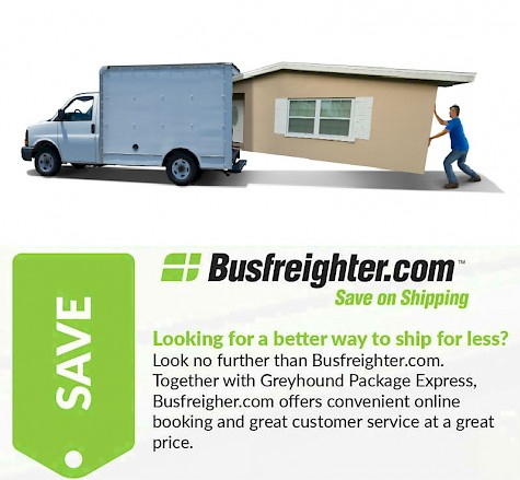 Shipping Boxes Long Distance by Bus – Busfreighter com